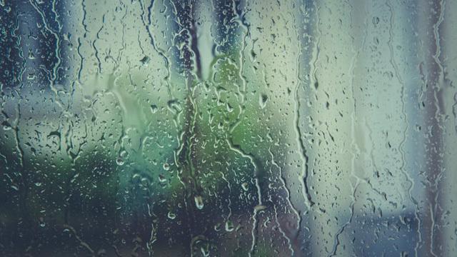 雨声,总有一种令人安静的魔力