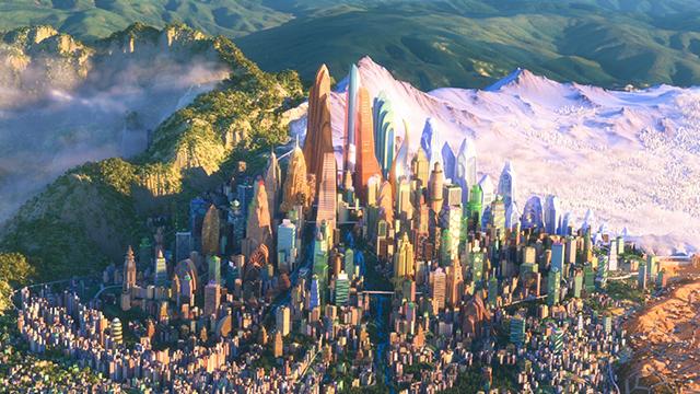 炫动城市 | 打造合理繁华都市