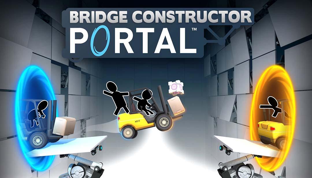 桥梁构造者:传送门 | 穿越去建桥
