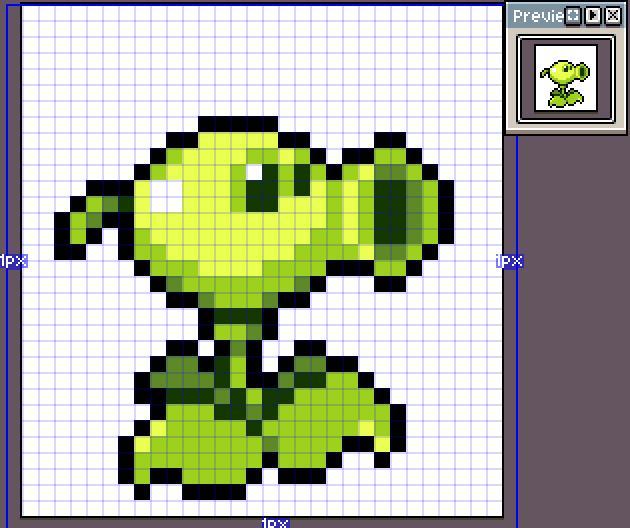 《植物大战僵尸》怎么玩隐藏关卡?像素网格画怎么画?
