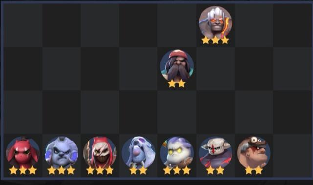 多多自走棋九战士流怎么站位?九战士流最强玩法思路分析