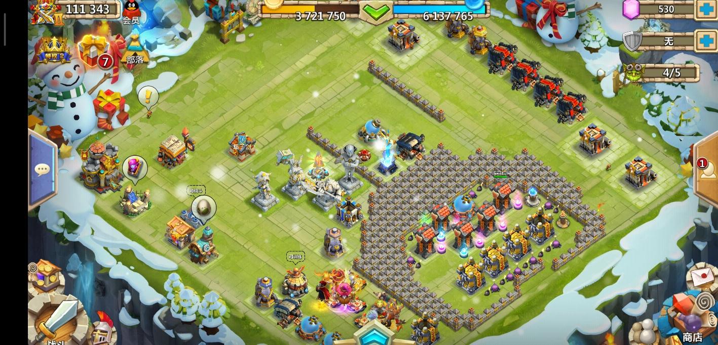 城堡争霸据点战怎么打,团体荣誉之战