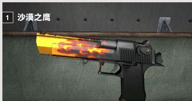 和平精英各种枪械图片和介绍,枪械排名又是怎样的?