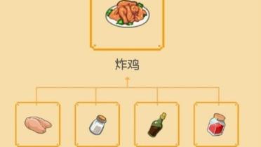 小森生活炸鸡怎么获得 炸鸡制作步骤一览
