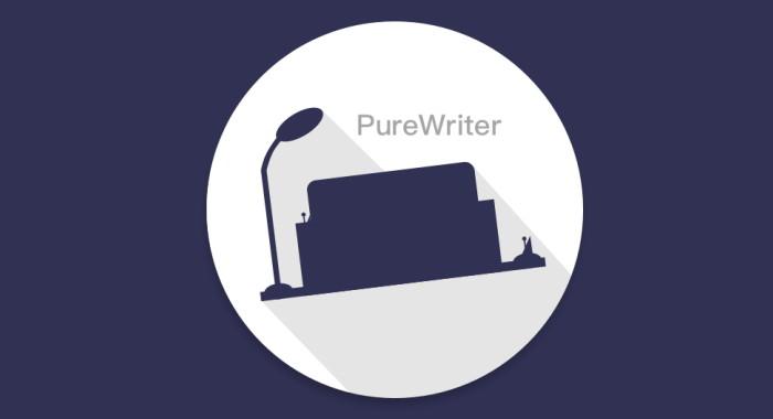 纯纯写作   纯粹写作工具,让码字犹如写诗