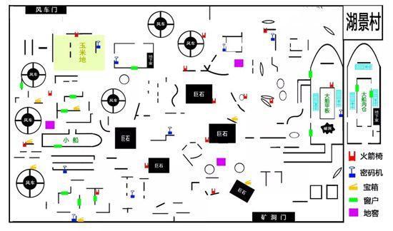 第五人格湖景村怎么玩 湖景村的玩法介绍
