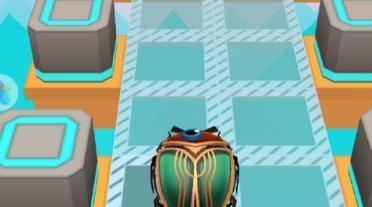 玩转新技能!滚动的天空圣甲虫怎么漂浮?