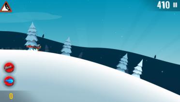 急速冲刺的快感,滑雪大冒险技能火箭怎么用