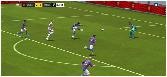 任意球的利用,FIFA足球世界怎么打任意球