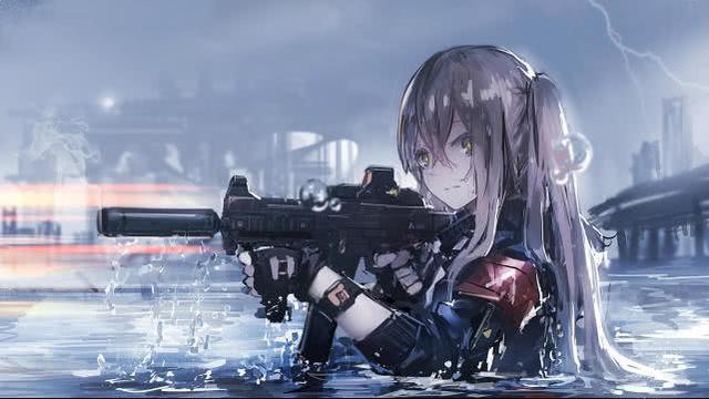 少女前线值得练的冲锋枪有哪些?最强的实用冲锋枪推荐