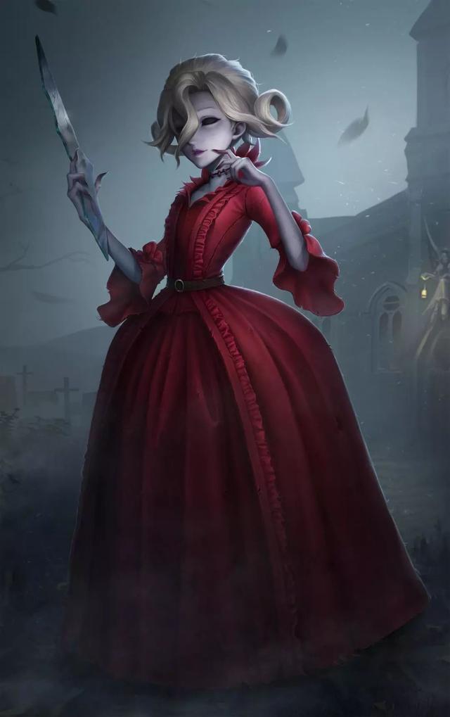 第五人格红夫人怎么玩?解析红夫人背景故事