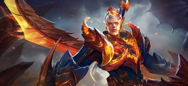 王者荣耀技能的伤害最高的英雄,还不拿去上分?