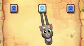 可爱的小汤姆 我的汤姆猫节节高游戏怎么玩