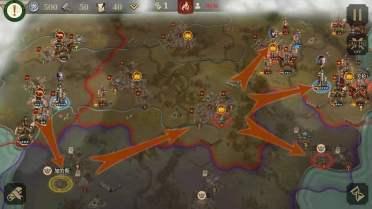 第三章塞多留战争怎么过关?大征服者罗马苏克罗战役攻略!