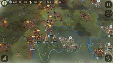 第一章支线关卡怎么过?大征服者罗马坎尼战役攻略!