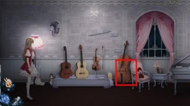 兩個結局的選擇!人偶館綺幻夜攻略音樂房間怎么過?