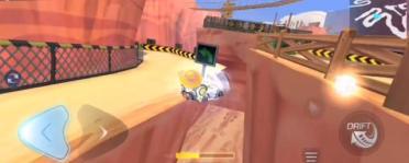 跑跑卡丁车矿山曲折滑坡教学详解  让你快速学成