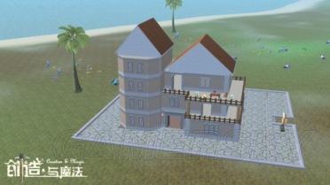 创造与魔法12级家园设计图怎么做?游戏基础知识介绍