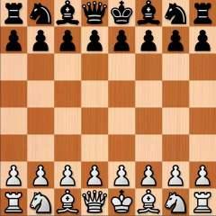 国际象棋中的马怎么吃子?小课堂正式开课!