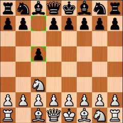 国际象棋双马怎么将军?不犯错你就不会输