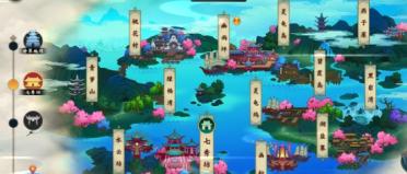 剑网三指尖江湖七秀坊宝箱攻略,七秀全宝箱位置一览