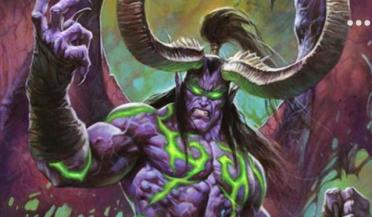 炉石传说新职业恶魔猎手介绍,一费就可使用技能直接控场