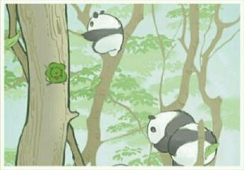 旅行青蛙中国之旅熊猫获取方式 熊猫照片大全
