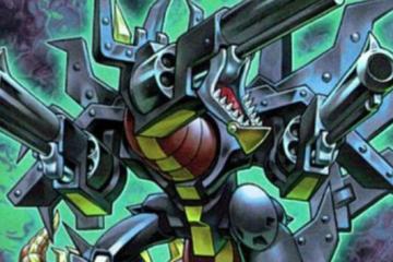 游戏王决斗链接左轮枪龙卡组怎么玩 左轮枪龙卡组详解